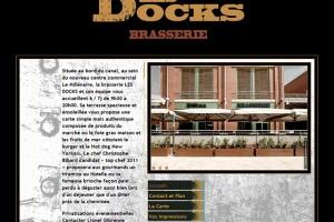 brasserielesdocks.com